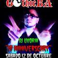 UXORIA   GOTHIC BA   18th Anniversary   12/10/19