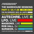 Surgeon - Sequence Warehouse Sessions Pt2 - Manchester 24th November 2006