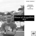 House of AnggaReka #13 (MINIMAL TECHNO) [Premiere: QUANTOM - Spacecraft]
