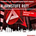 Alex Ostermeier vom Bündnis  #AlarmstufeRot im Interview -Think B4 Blink- 31.03.2021 - Studio Ansage