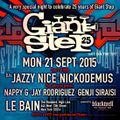 Part 1: Giant Step 25th Anniv. ft. Nickodemus & Jazzy Nice + More - Le Bain, NYC - September 2015