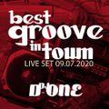 Best Groove in Town Livestream set 09.07.2020 part 1