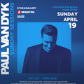Paul van Dyk - Sunday Sessions #6 [19.04.2020] LIVE from Home Office in Berlin