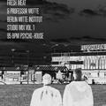 Fresh Meat & Professor Motte - Berlin Mitte Institut Studio Mix Vol.1 - 95 BPM Psycho House