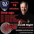 DJ Jose and friends - NRG Club Night - 16-10-2021