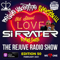 Si Frater - The Rejuve Radio Show - Edition 50 - OSN Radio - 13.02.21 (FEBRUARY 2021)