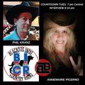 ANNEMARIE PICERNO Interview Live with Phil Kranz on  Black Dog Indie Country Radio