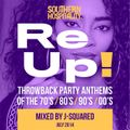 Re-Up Mix July 2014 - Mixed by J-Squared