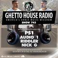 GHETTO HOUSE RADIO 744