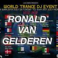WORLD TRANCE DJ EVENT 2017 Ronald Van Gelderen