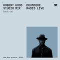 DCR584 – Drumcode Radio Live – Robert Hood studio mix recorded in Alabama
