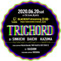 SINKICHI in the BLACKOUT streaming Octave Kyoto on June 20th 2020