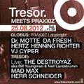 Archive 2012 - Hertz DJ at Tresor, Berlin