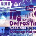 DefroSTing Session 2020 #1 Dubstep Hotness @ Radio Tilos, Dawn Tempo 12/Dec/2020