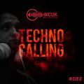 WCUK Presents Techno Calling #022 @ 2Hi Radio - 13/10/2020