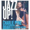 JazzUp! April 2019. Les Jazz Rats + DJ Riot Girl supporting Charlie Pyne Quartet + Young Jazz Guns.