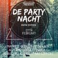 DJ Lbert, The Party Nacht, 7-2-2021, Meerradio, The Groove Connection