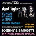 AR129 JOHNNY AND BRIDGET'S VIRTUAL SOFA - DEAD LIGHTS INTERVIEW SPECIAL