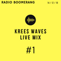 LILLE PARTY CLUB : KREES WAVES LIVE MIX (RADIO BOOMERANG 14/12/2018)