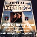 Rusty Egan Blitz Club DJ Set doors open lounge