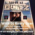 Rusty Egan Blitz Club DJ Set doors open lounge