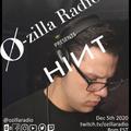 O-Zilla Radio - Hint (Host Mix) - Dec 12th 2020