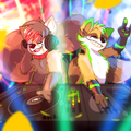 DJ Tennis: Kono vs SYanide REMATCH