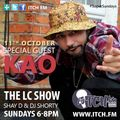 Shay D & DJ Shorty - The LC Show 89 - KAO