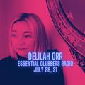 Delilah Orr - UK Garage Set - Essential Clubbers Radio - July 28, 21