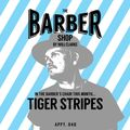 The Barber Shop By Will Clarke 040 (TIGER STRIPES)