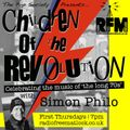 The Pop Society Presents .. Children of the Revolution with Prof Pop, April 01 2021