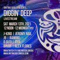 D.Guti - Diggin Deep Livesteam w/Uniting Souls - Deep, Minimal, Melodic, House