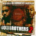 "DJ Rondevu: Rakim & Nas ""Godbrothers II"""