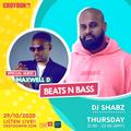 DJ Shabz Beats N Bass Show (special guest Maxwell D) - 29 Oct 2020