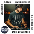 Andrea Passenger - Noise From Torino Black Fire Records special 08.03.21