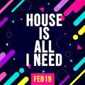 MARIA ARIAS :: HOUSE IS ALL I NEED :: FEB 19