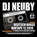DJ Neuby Deutsch House Mixtape 12.2019