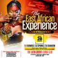 THE EAST AFRICAN EXPERIENCE ( RAW MIX )