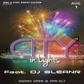 City in Lights Festival - Feat. Wacky DJ Gleanr
