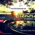 ELENOIRE Dj Andrea Sabato live on HOUSE STATION RADIO 24.04.21