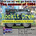 Disco Scratch Radio 07.05.2020 Shane Robitaille In Interview