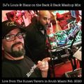 DJ Louis Ollino and DJ Hans live Mashup from The Sunset Tavern on Feb 2020