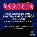 Paul T Launch Promo