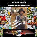 Al Porter's Hip Hop Workshop 9-7-21 Guest: Mario James