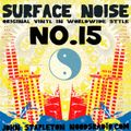 Surface Noise: 13th October '19