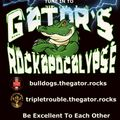 Show #72 - Gator's Rockapocalypse -  Aerosmith, Yngwie Malmsteen, Extreme, Firehouse + more