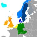 Reportage fédération des langues germaniques