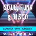 Gordon Mac Live  -  Soul, Funk & Disco