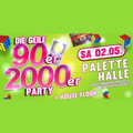 Partyzone Halle pres. Chris K & DJ Delahoya - 90er 2000er Livestream Palette Halle 02.05.2020