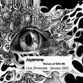 JOYEMME __ Vision of Shiva    Live Podcast - January  2003